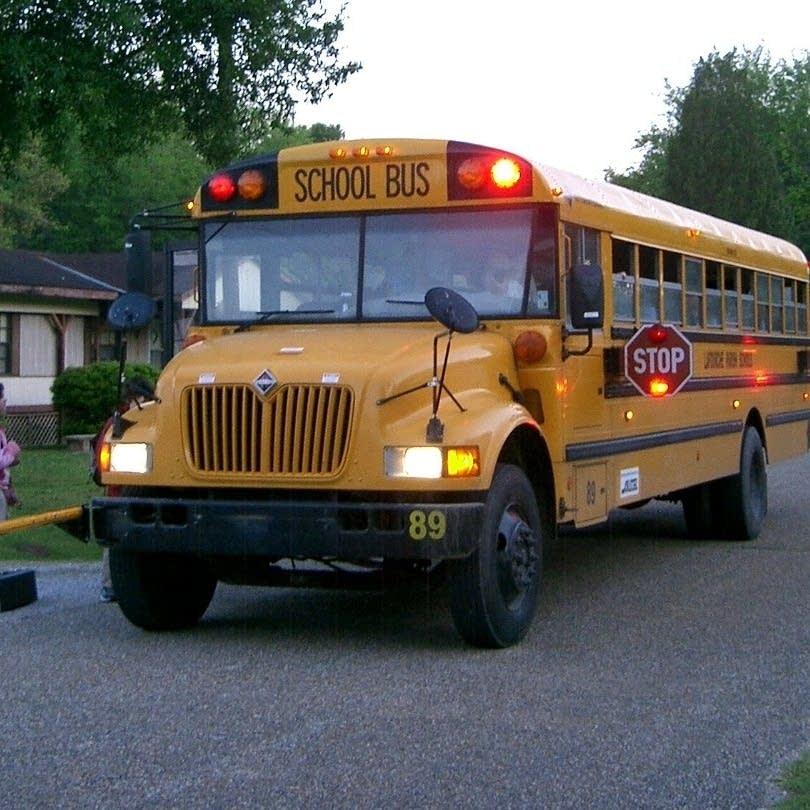 Yellow School Bus
