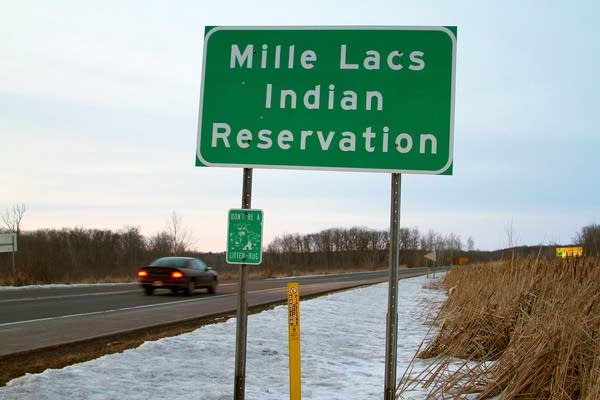 Mille Lacs Indian Reservation