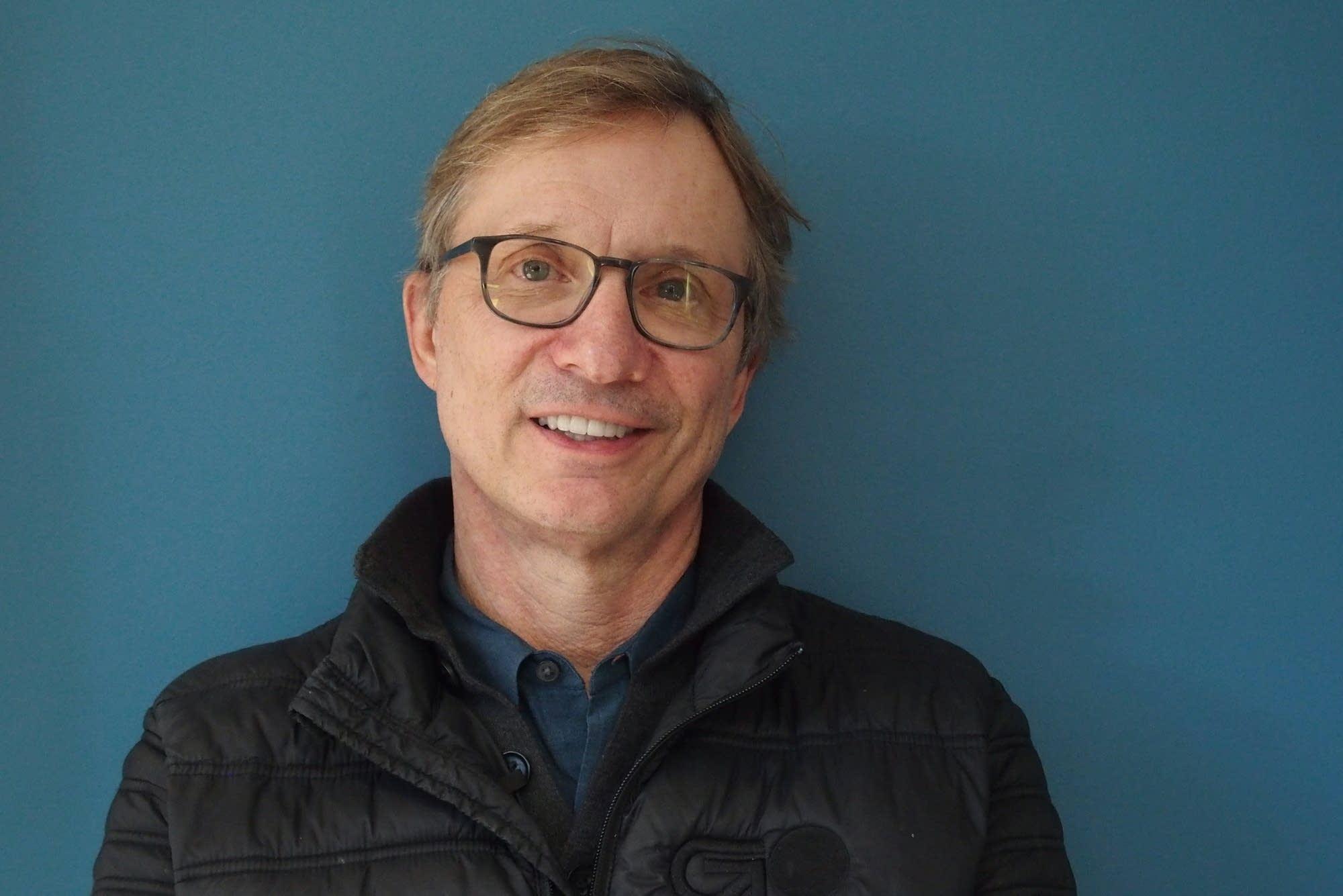 Producer Jim Burke