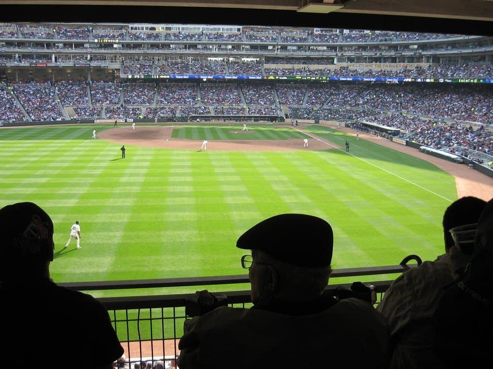 A fan's view