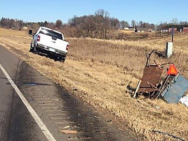 Fatal crash near Avon, Minn.