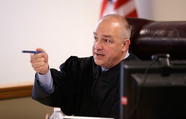District Judge Kelly W. Case