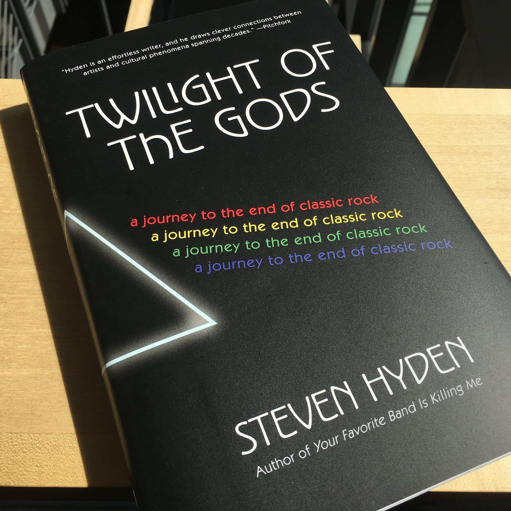 Steven Hyden's 'Twilight of the Gods.'
