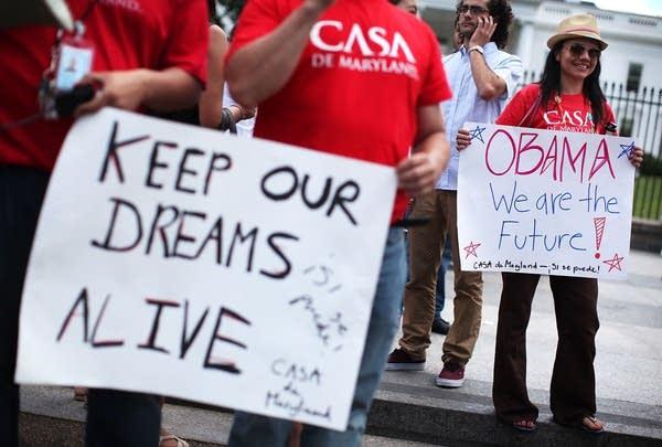 President Obama Speaks On Homeland Security's Anno