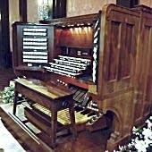 1930 Aeolian organ, Opus 1726, at Longwood Gardens, Dupont Estate, Kennett Square, Pennsylvania