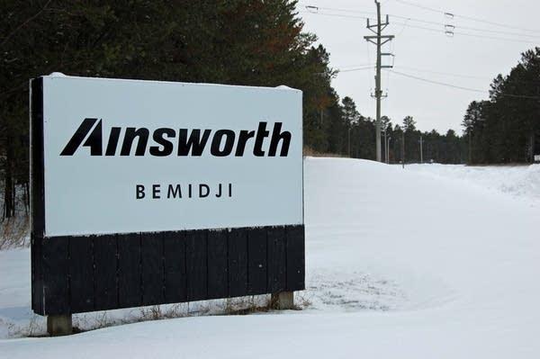 Ainsworth sign