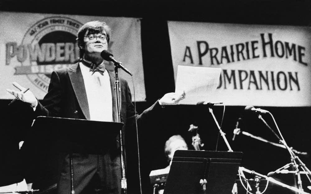 Garrison Keillor, 1986