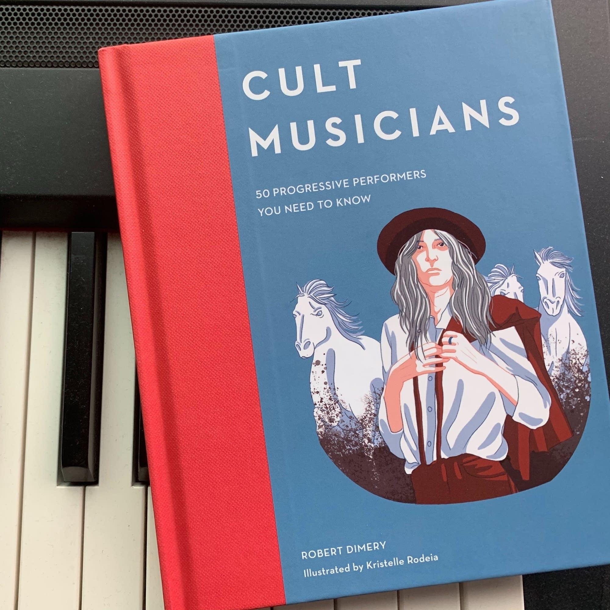 Robert Dimery's 'Cult Musicians.'