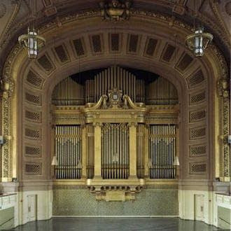 1928 Skinner/Woolsey Hall, Yale University, New Haven, CT