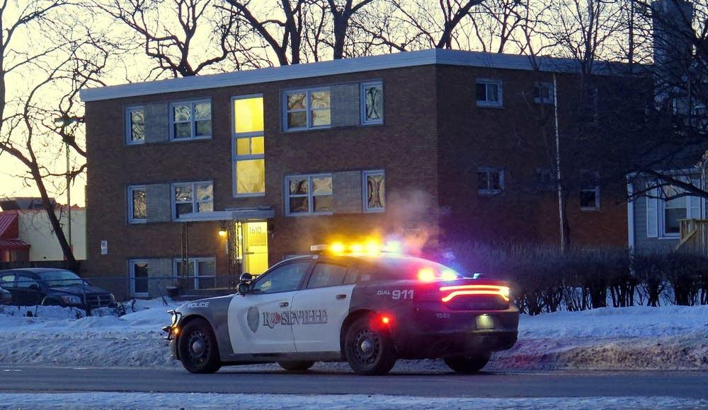 Scene of a shooting in Roseville
