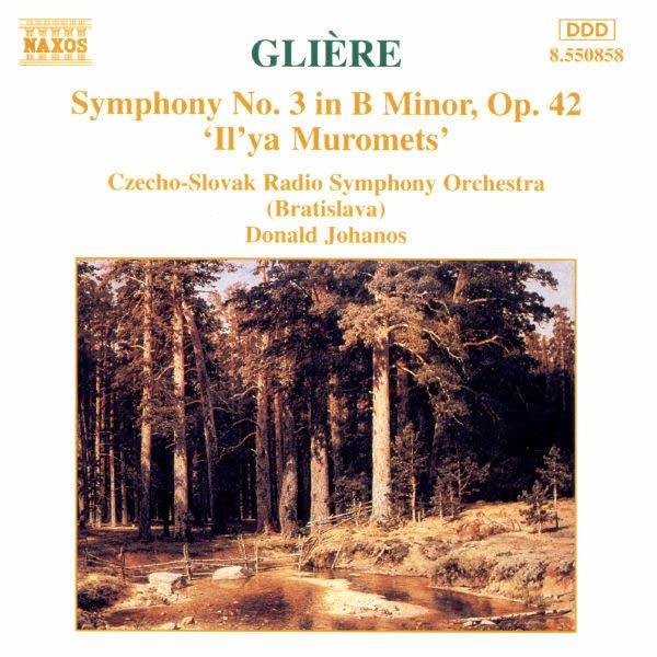 Reinhold Gliere - Symphony No. 3: III. With Vladimir Fair Sun