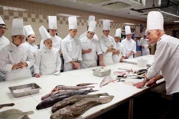 Where budding chefs learn philosophy, too