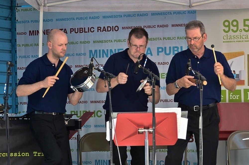 Minnesota Percussion Trio