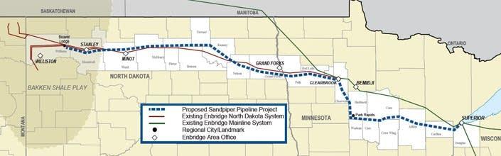 The proposed Sandpiper pipeline