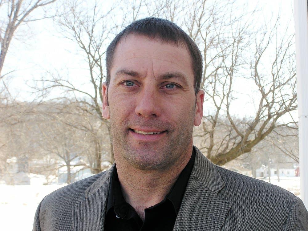 Jackson Mayor Mitch Jasper