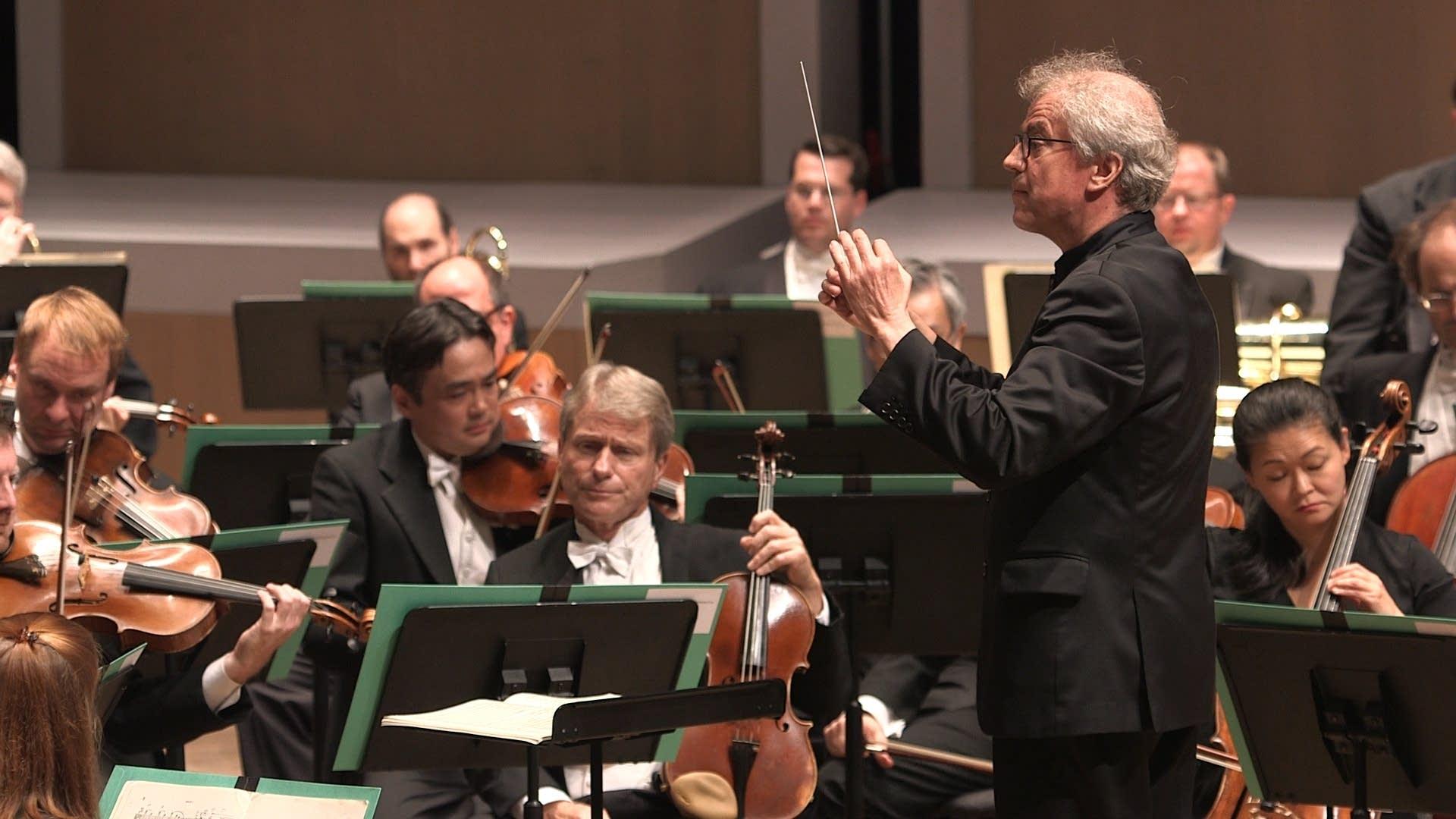 osmo vanska, musicians of the minnesota orchestra