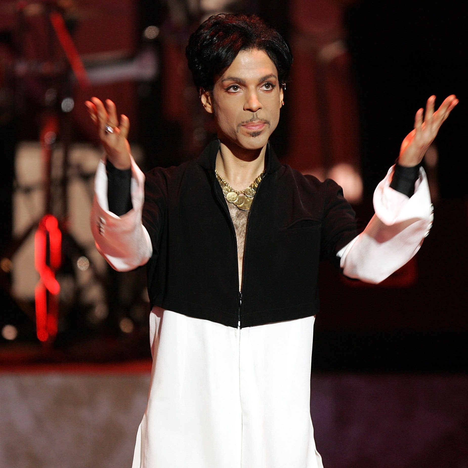 Prince at the NAACP Image Awards in 2005.