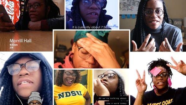 Black girl, white college
