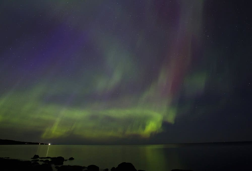 solar storm northern lights 2017 - photo #6