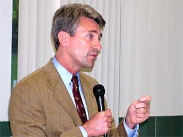 Minneapolis Mayor R.T. Rybak