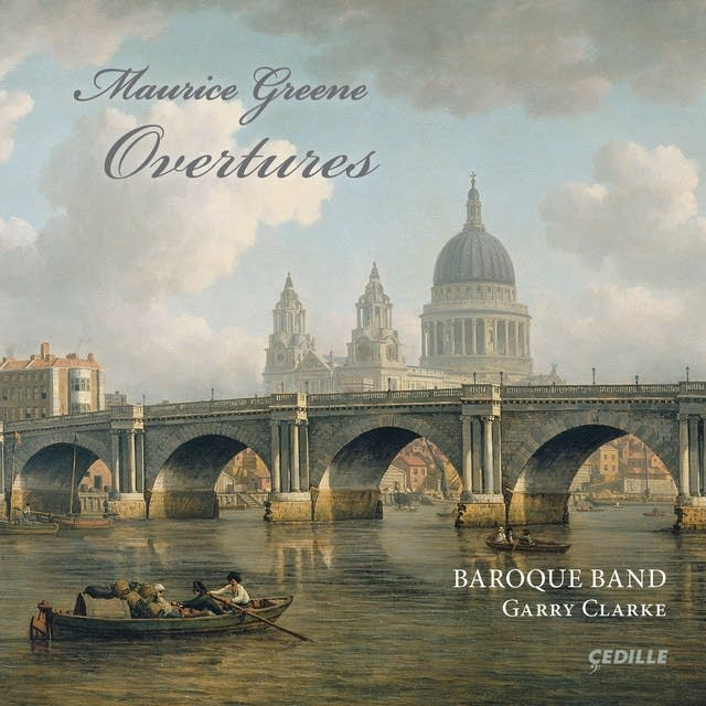 Maurice Greene - Ode for St. Cecilia's Day: Overture