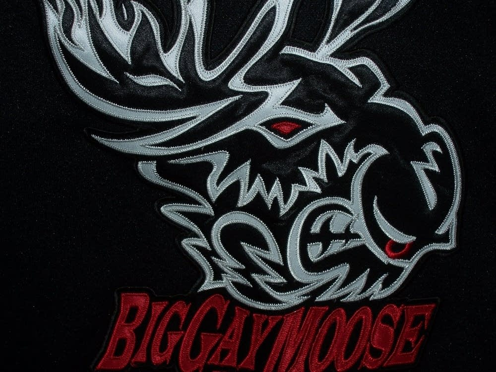 Big Gay Moose logo
