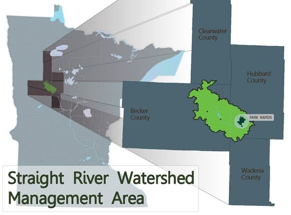 Straight River Watershed Management Area