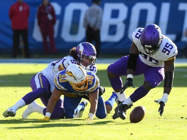 Minnesota Vikings v Los Angeles Chargers