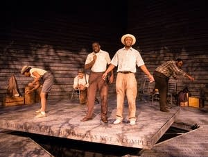 Penumbra's 2014 production of The Ballad of Emmett Till