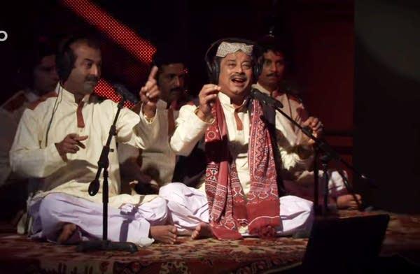 The Fareed Ayaz and Abu Muhammad Ensemble