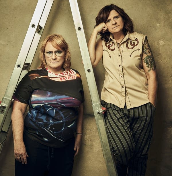 Don't Ask Tig: Indigo Girls