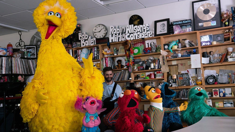 Sesame Street - Tiny Desk Concert