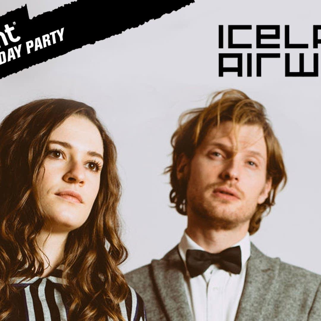 Graveyard Club at Iceland Airwaves