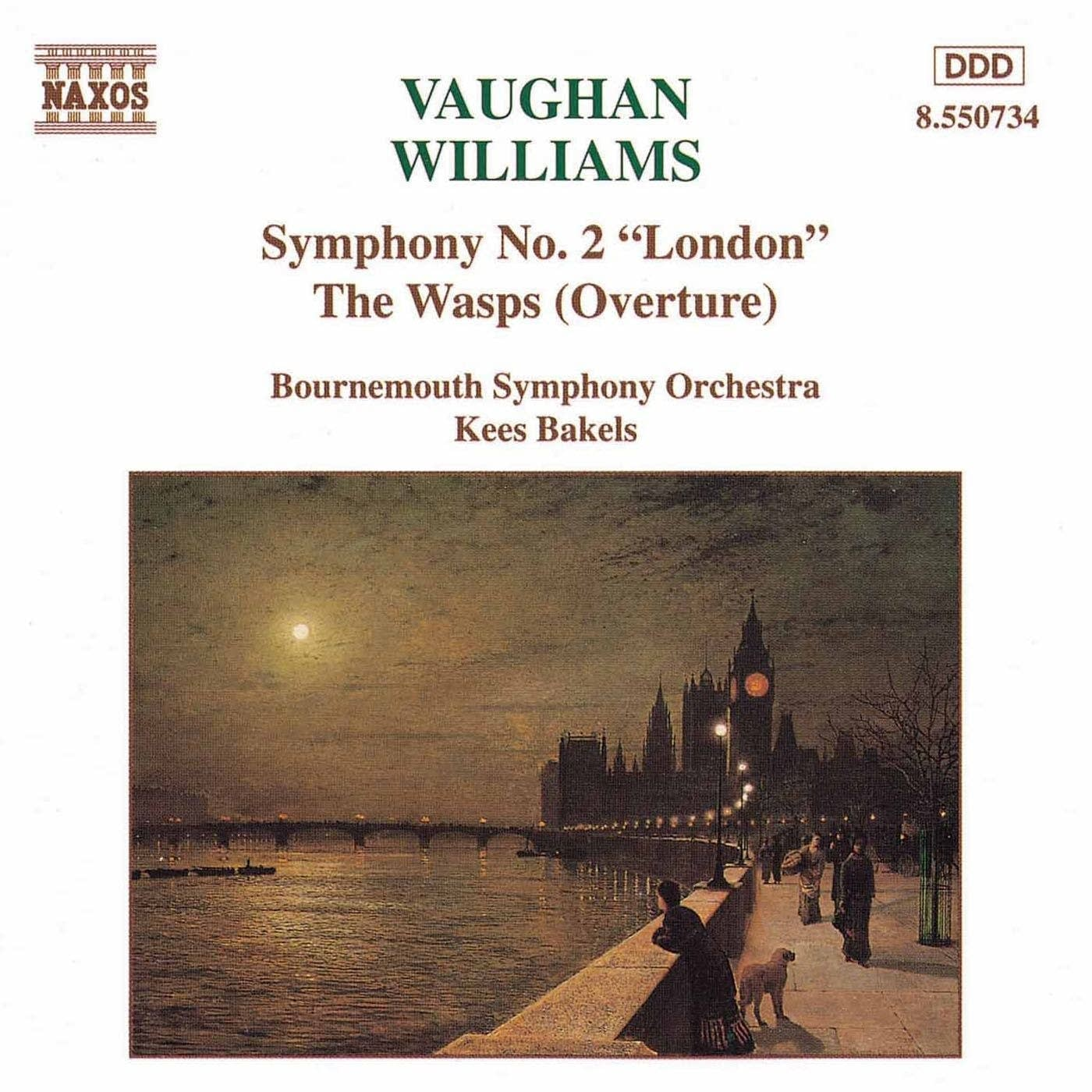Ralph Vaughan Williams - Symphony No. 2