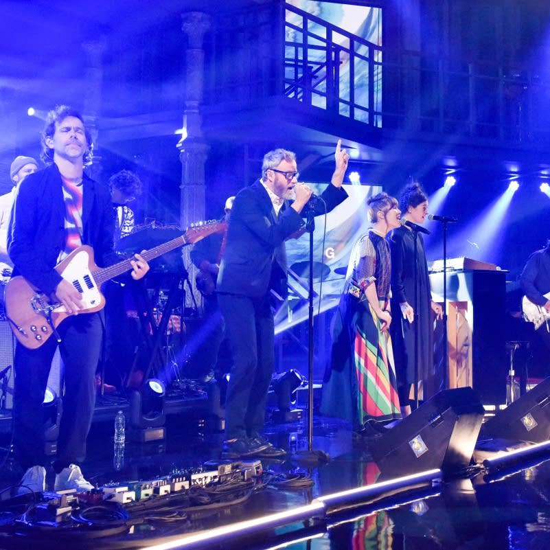The National perform on 'The Late Show with Stephen Colbert'