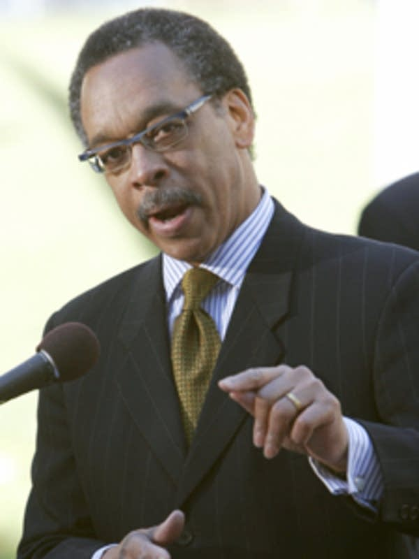 NAACP CEO Bruce Gordon