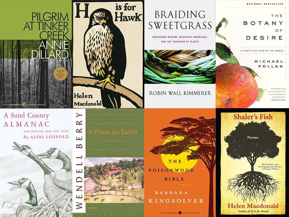A selection of nature writing