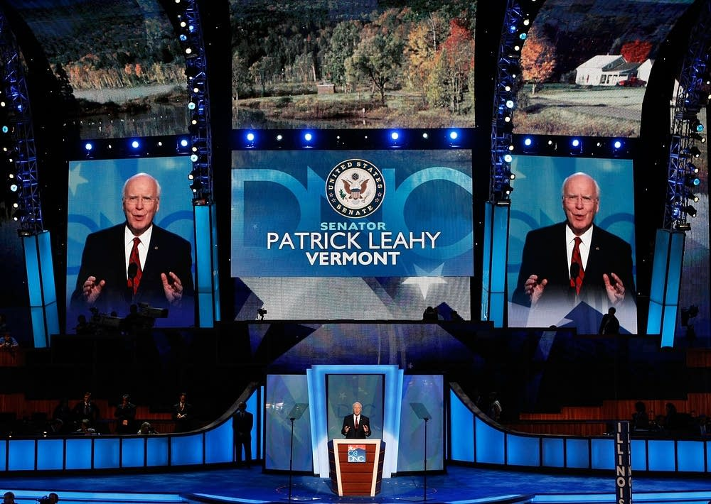 U.S. Sen. Patrick Leahy (D-VT)