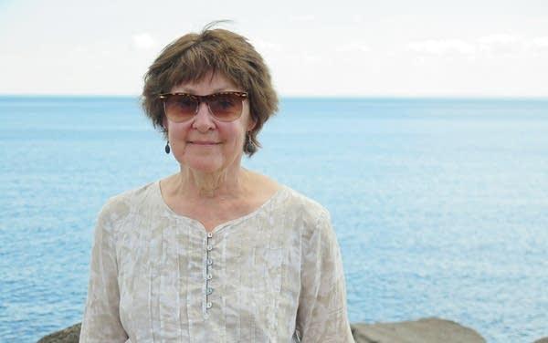 Duluth poet Deborah Cooper