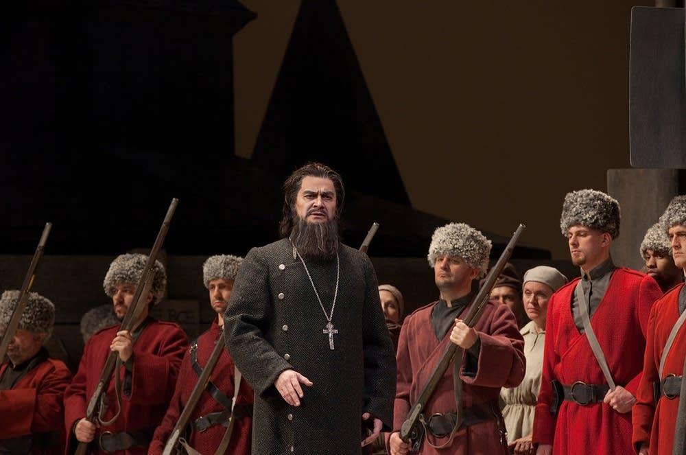 Ildar Abdrazakov as Dosifei