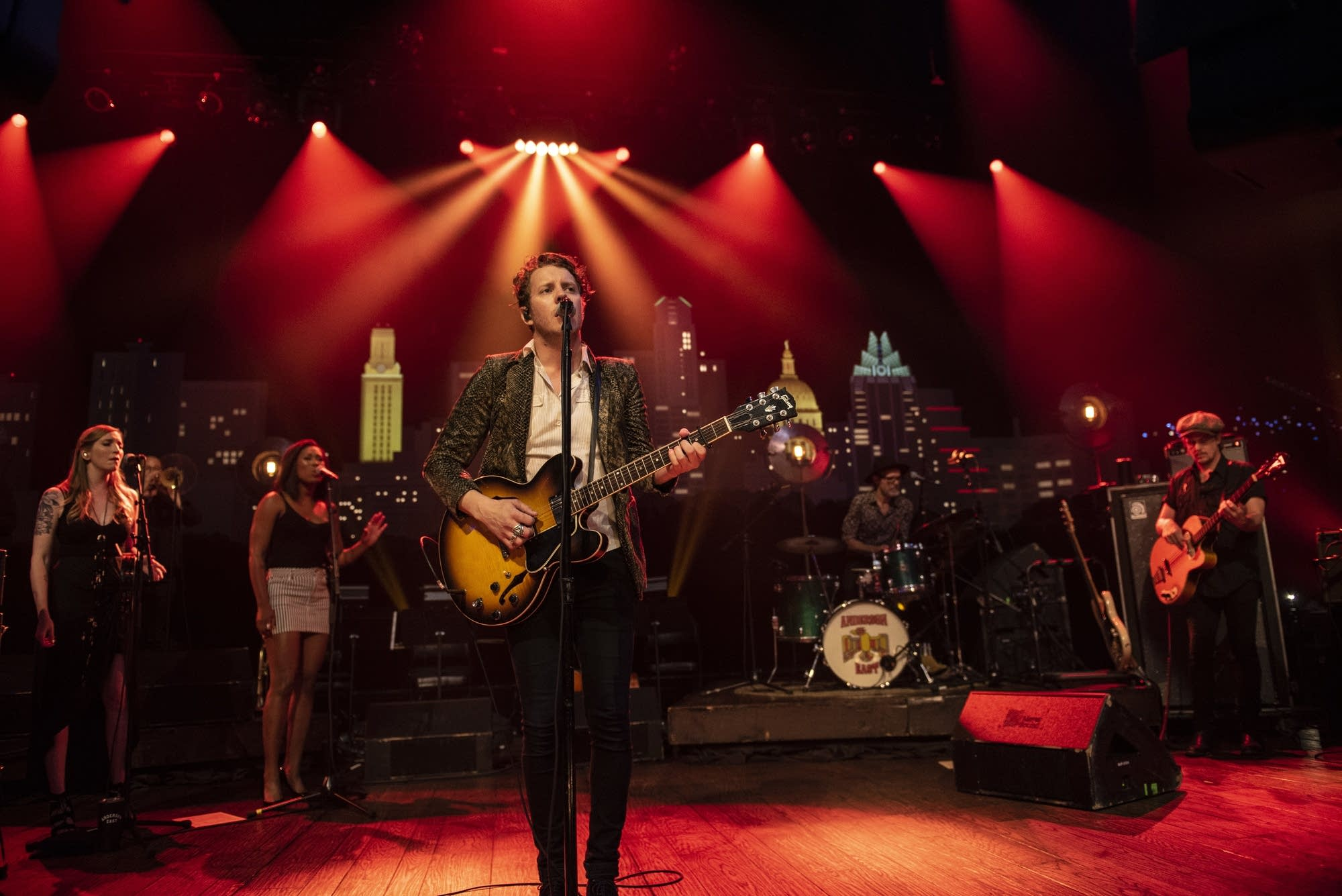 Anderson East performs on 'Austin City Limits'