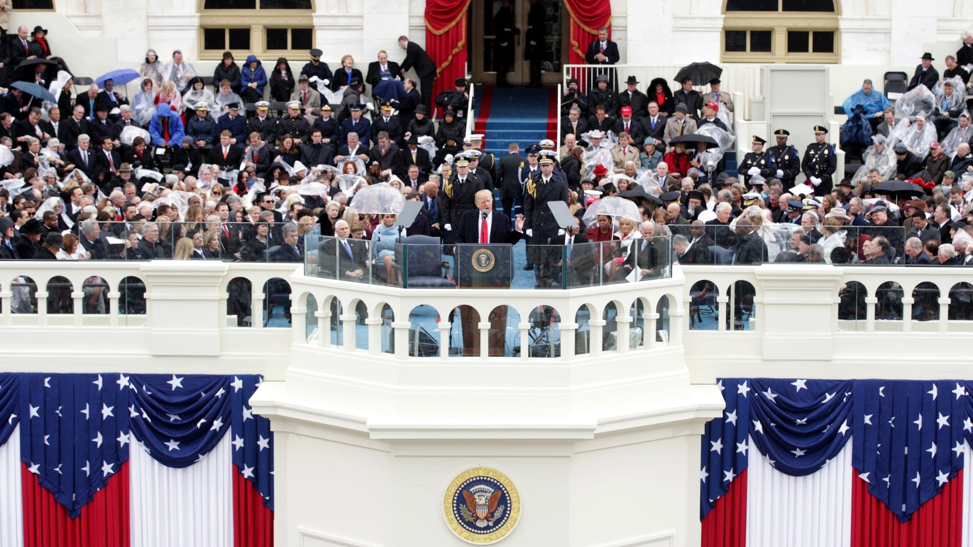 story news politics donald trump president inauguration washington