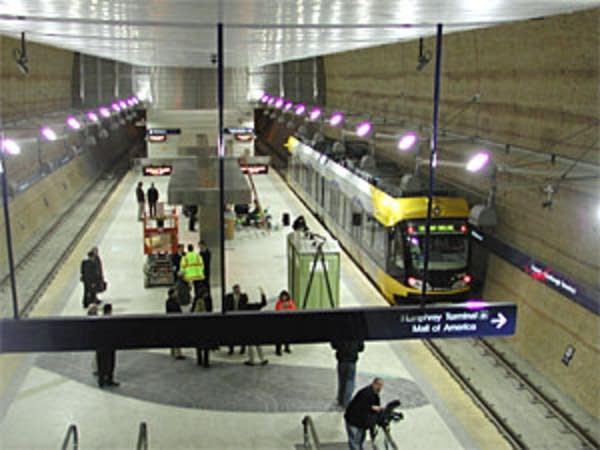 LRT platform