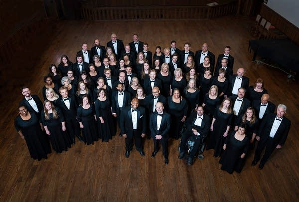 VocalEssence Chorus, October 2015