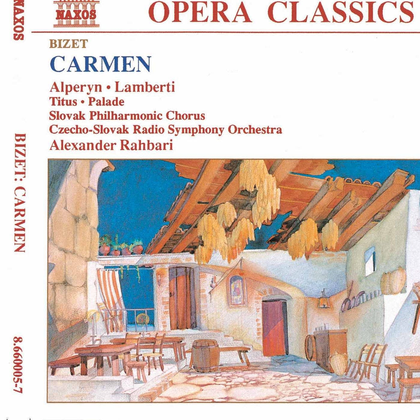 Georges Bizet - Carmen: Bullfighter's Chorus