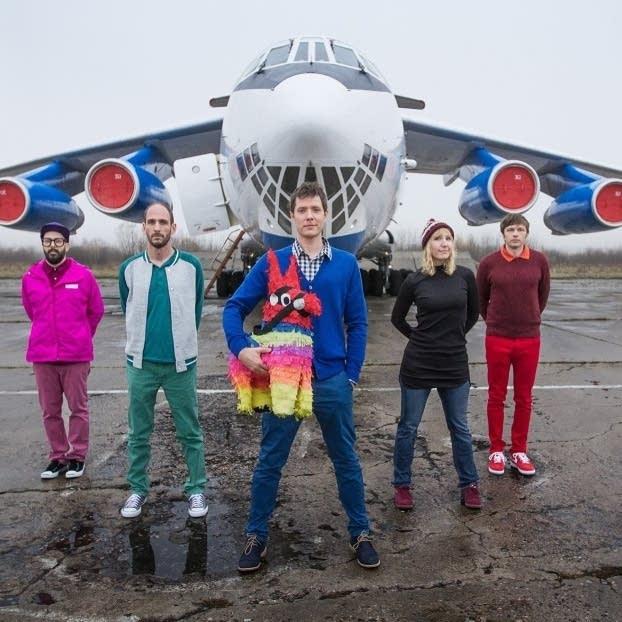 OK Go's new video was shot on a zero-gravity plane