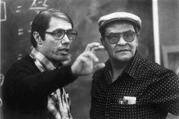 Edward James Olmos, Jaime Escalante