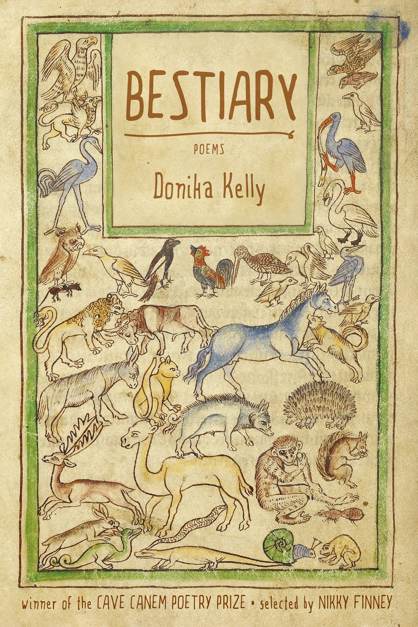 'Bestiary' by Donika Kelly