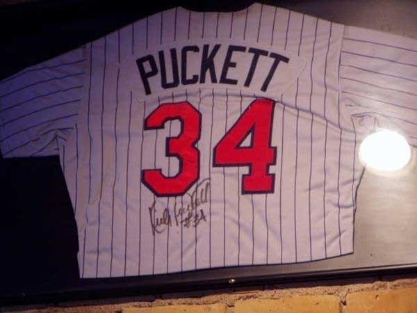 Puckett jersey