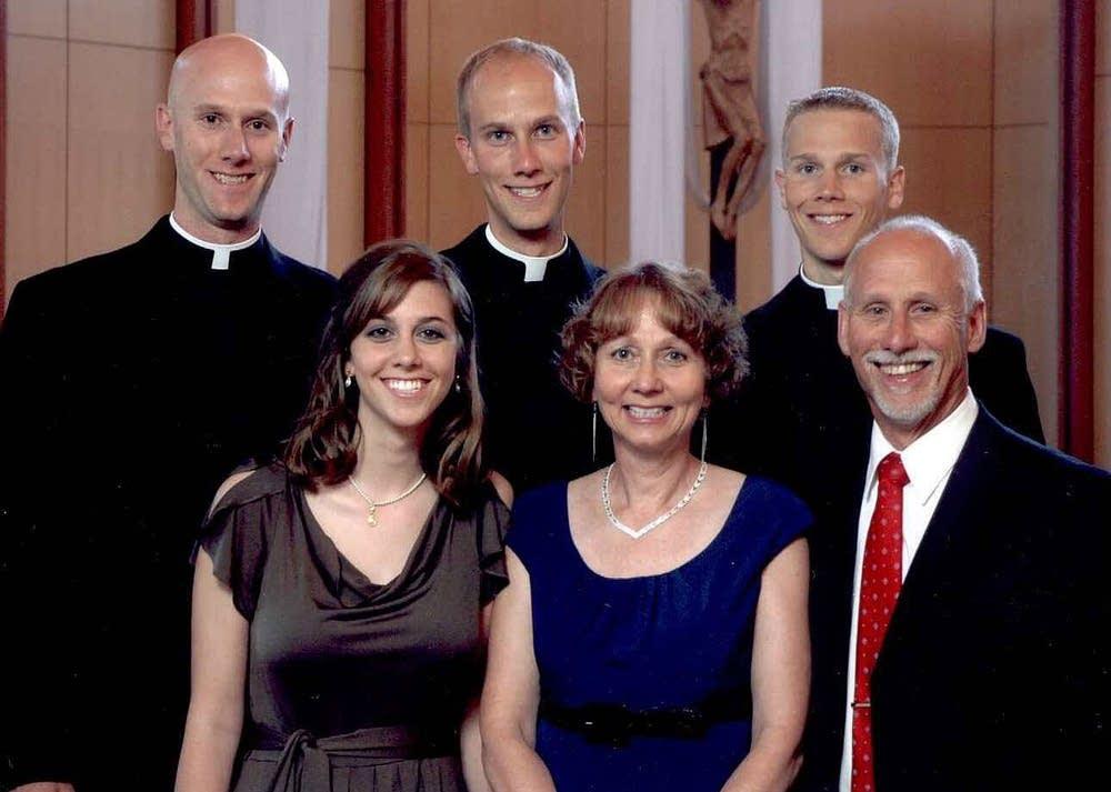 Strand family photo